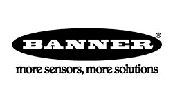 Banner Engineering Photo Eyes, Vision Sensors, Wireless Sensors, Machine Safety, Indicator Lights